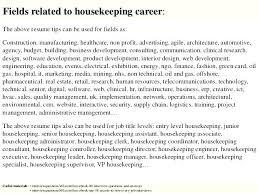Housekeeper Resume Sample Hotel Housekeeping Resume Samples Awesome Housekeeper Resume