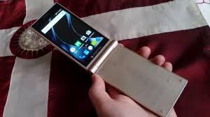 samsung flip phones 2017. freetel musashi japanese flip phone in gold instead of samsung sm-w2017 - youtube samsung phones 2017 p