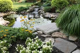 Garden Ponds Designs Best 48 Pond Waterfall Designs And Ideas