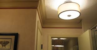 hallway lighting fixtures. full size of lighting:awesome flush mount hallway lighting decor drum lampshade for semi fixtures a