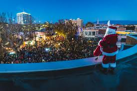 Colorado Lighting Downtown Tree Lighting Presented By Enstrom Candies