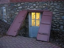 Outside Basement Access Doors  Outside Basement Door Ideas - Exterior access door
