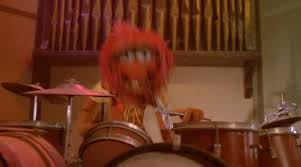 animal muppet drums gif. Modren Gif Loop Drumming GIF With Animal Muppet Drums Gif Giphy