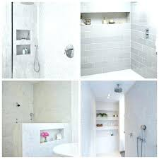 how to install shower niche marble shower shelf marble shower shelf conflicting