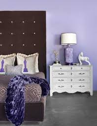 furniture color matching. purple wall paint color and throw in furniture matching
