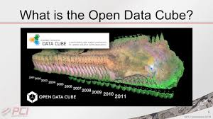 Data Cube Analysis Ready Data And The Open Data Cube