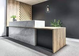 desk reception desk ideas for salon reception desk layout ideas gallery of office space in