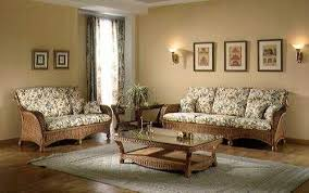 indoor rattan chairs. indoor wicker furniture for living room design in colonial style rattan chairs