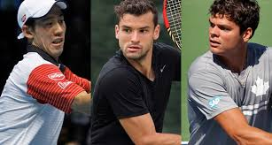 Image result for #Dimitrov, Nishikori and Raonic, what are they missing to win a #GrandSlam?
