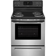 frigidaire 30 in 5 3 cu ft single oven electric range with self