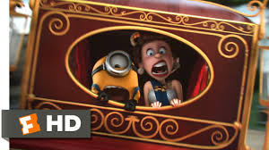Minions 510 Movie Clip Kidnapping The Queen 2015 Hd Youtube