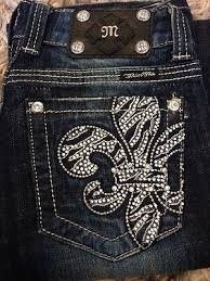 Miss Me Jeans Size Chart 36 Nwt Miss Me Jeans Boot Cut Leg Size 25 Jp5375b Ebay