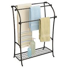 towel holder stand. Full Size Of Bathroom Interior:free Standing Towel Shelf Multiple Rack Holder Stand K