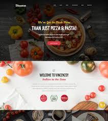 Vincenzo - Feature-Rich Pizza Restaurant