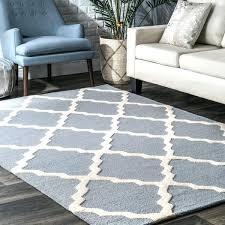 trellis wool rug hand hooked trellis wool rug x nuloom handmade concentric diamond trellis wool cotton rug