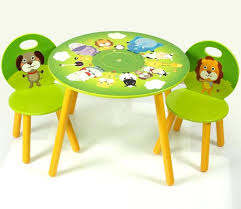 table for kids t m l f round