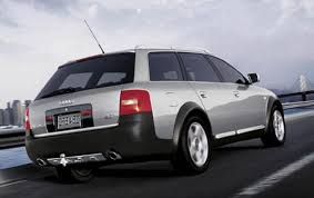 2004 Audi allroad quattro - Information and photos - ZombieDrive