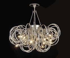 unique modern chandeliers 12 inspirations of modern italian chandeliers