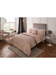 sahara sequin bedding collection pink