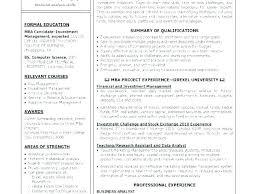 Consultant Cv Consulting Cv Template
