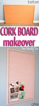 office cork board ideas. Corkbulletin Board Makeover This Link Explains In Detail How To Do It But Office Cork Ideas