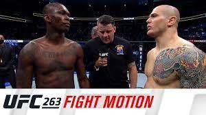 UFC 263: Fight Motion - YouTube