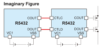 multi cell li ion battery protection ics li ion battery cascade connection