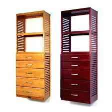 wood closet kits wood closet organizer kits wood closet organizer kit more views white solid wood