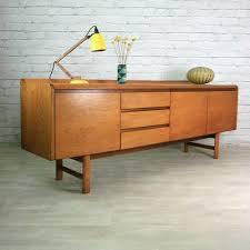 teak retro furniture. vintage 1960s white u0026 newton teak sideboard retro furniture