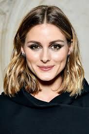 Medium Length Wavy Hairstyles 55 Stunning 24 ShoulderLength Haircuts For Thick Hair Byrdie