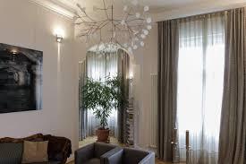 Dekoration Wohnzimmer Fenster Fenster Ohne Gardinen Dekorieren
