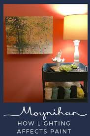 Paint Colors For Fluorescent Lighting 5 Tips How Lighting Affects Paint Color In Home Decor And