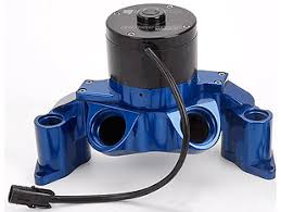 meziere 300 series electric water pumps jegs click on engine below to see your new meziere 300 series electric water pump chevy small block