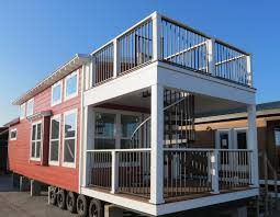 ec104 roof top model at recreational resort cottages and cabins rockwall texas