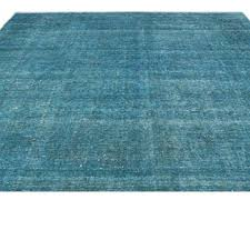 k0018385 turquoise over dyed vintage rug 9 5 x 12 7 113 in x 151 in kilim com the source for authentic vintage rugs kilims overdyed oriental