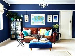 blue and tan living room tan living room furniture navy blue with leather sofa fl curtains blue and tan living room