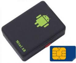 <b>Mini A8 Tracker</b> GSM/GPS. Instructions. English.