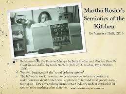 6 Martha Rosleru0027s ...