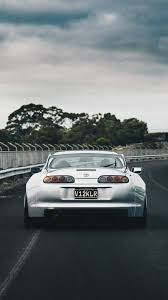 Oof a wild toyota supra in my town don't know which one. Toyota Supra Toyota Supra Jdm Wallpaper