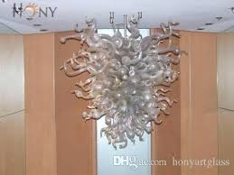 chandelier led bulbs 5000k not working ac unique style glass art home improvement extraordinary handicraf