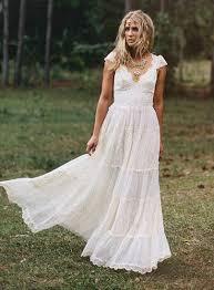 hippie vintage wedding dresses wedding short dresses