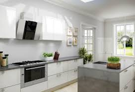 all white kitchen designs. Gray And White Kitchen Designs Painted Cabinet Ideas Freshome Photo All
