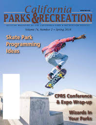 Chukchansi Outdoor Pavilion Seating Chart California Parks Recreation Magazine Spring 2018 Vol 74