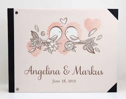 Sign Book For Wedding Details About Wedding Guest Book Hardbound Guest Sign Book Guest Registry Guestbook Dspgb 38a