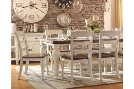 ashley dining room table set. view ashley dining room table set