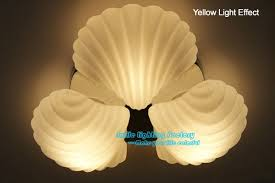 shell lighting fixtures. Hot Selling Shell Glass Wall Sconce Creative Light Lamp With Lights Decor Lighting Fixtures