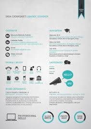 Resume Designs Unique 28 Awesome Resume Designs That Will Bag The Job Design Pinterest