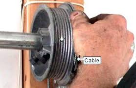 garage door cable came offGarage Door Safetygarage Pulley Cables Came Off Cable One Side