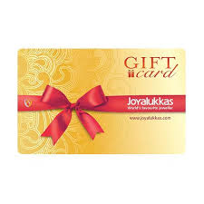 Joyalukkas Gold & Diamond Jewellery Gift Card - Rs.7500: Amazon.in