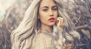 Comment Se Teindre Les Cheveux En Blanc Cosmopolitanfr